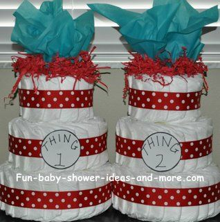 Dr Seuss Themed Baby Shower - Baby Shower Ideas and Shops via #babyshowerideas4u #babyshowerideas Baby shower ideas for boy or girl