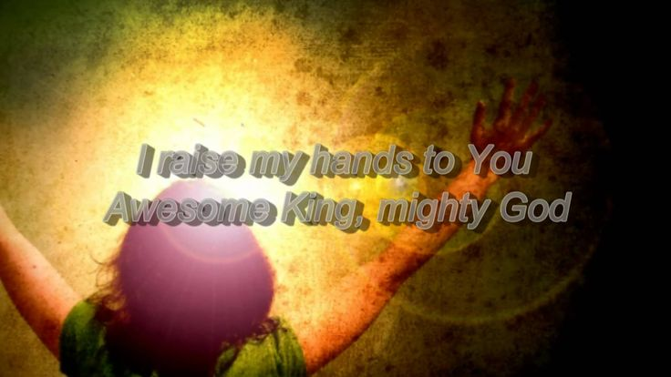 I Stand In Awe Of You (Parachute Band Lyrics) One of my favorite worship bands! Beautiful song!!! <3