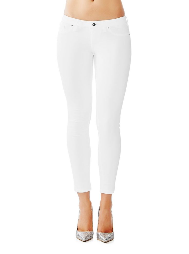 Guess - Power Skinny Low Rise