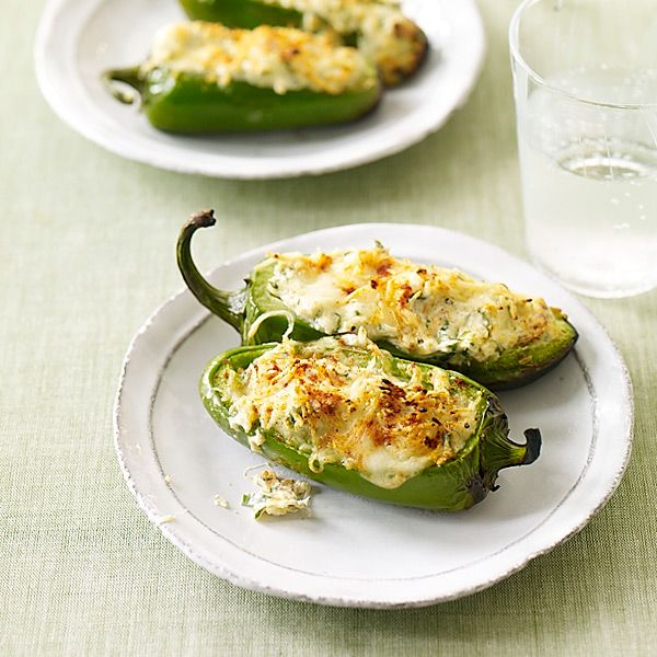 Grilled, Stuffed Jalapenos. weight watchers points plus value 1