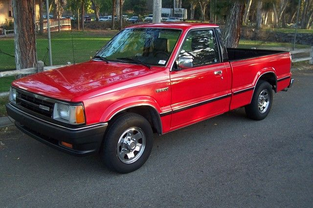 mazda pickup 012 mazda b2200 pinterest mazda galleries and paint. Black Bedroom Furniture Sets. Home Design Ideas