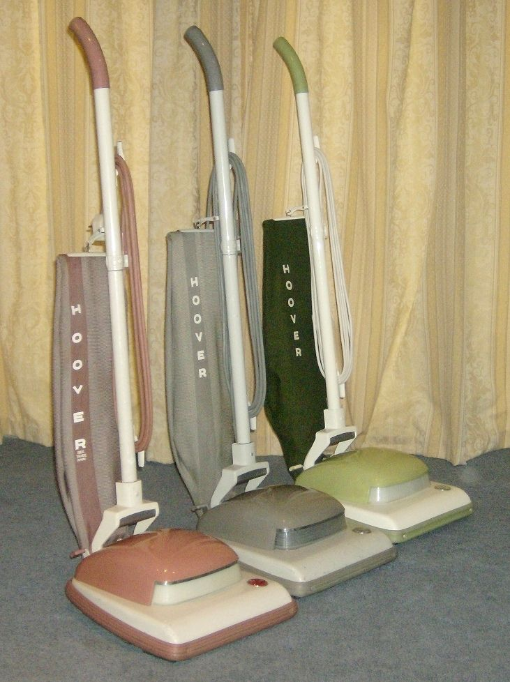 Hoover vacuum cleaner - I remember how soothing the sound was to me when I was at my aunt's house in the 80s...