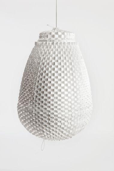 ARTECNICA  -    Grand Trianon  -      designer: Paula Arntzen  -    material: Tyvek by Dupont