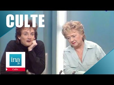 "Jacqueline Maillan et Pierre Palmade ""l'interview impossible"" - Archive INA - YouTube"