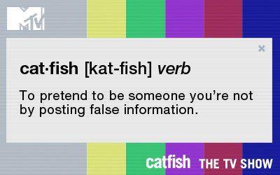 CONFESSION: I WAS A TEENAGE CATFISH! #love #catfish #confessions