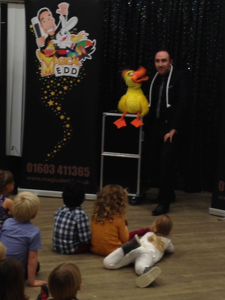 Scarlett's  4 th  Birthday  party with Magic  Edd   It was so loud in there with 17 children running around   Would definitely recommend   One of the  best children's party Ive ever been too