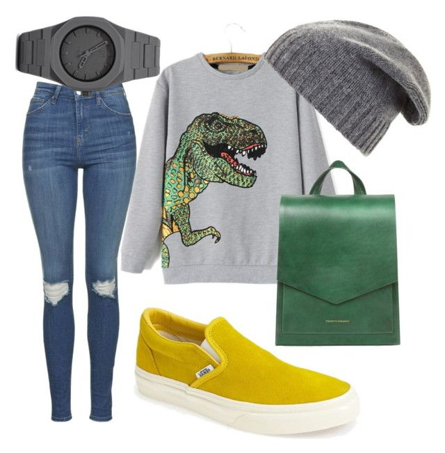 """Teen is the spirit"" by oana-grigorie on Polyvore featuring Topshop, CC, BCBGMAXAZRIA and Vans"