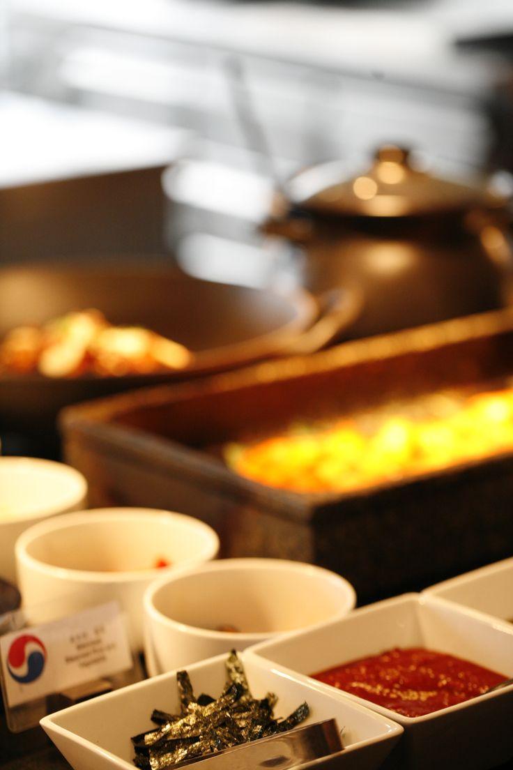 Hotel Buffet, Korean Food Promotion, Grand Café, Beijing, China