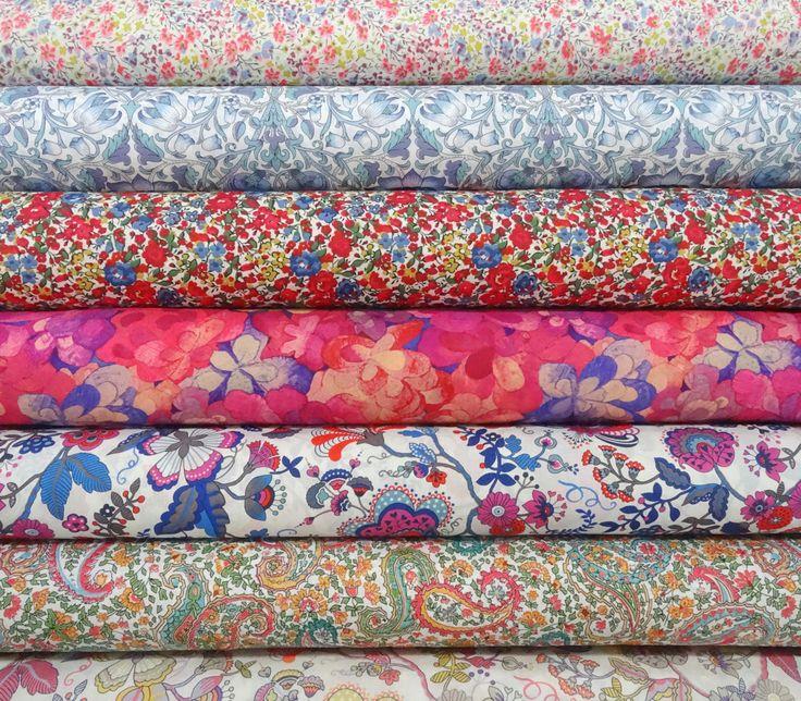 #LIberty #NEWCollection at Jason's Fabrics
