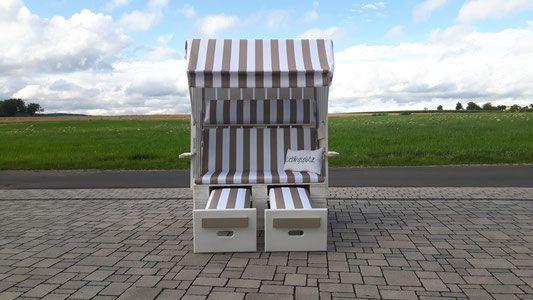 die besten 25 strandkorb aus paletten ideen auf pinterest. Black Bedroom Furniture Sets. Home Design Ideas