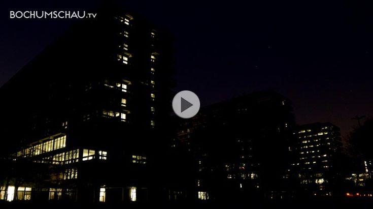 Stromausfall hat am Donnerstag (16.04.2015) den Betrieb an der Ruhr-Universität und der Fachhochschule Bochum komplett lahmgelegt.