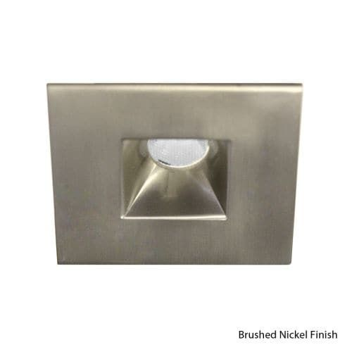 WAC Lighting HR-LED251E-C 2 4000K High Output LED Recessed Light Open Trim (Brushed nickel) (Aluminum)