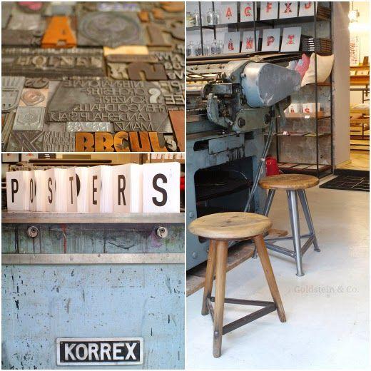 TYPE HYPE store in Berlin #typehype #store #korrex #typecase #letter