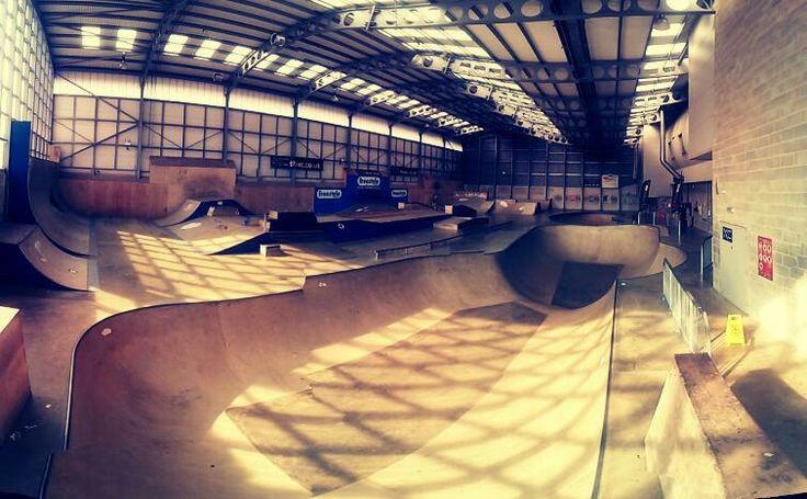 Xc skatepark!