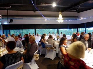 Tamar Room - Tailrace Centre Wedding Receptions