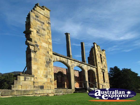 The Hospital, Port Arthur, Tasmania #yankinaustralia #australia