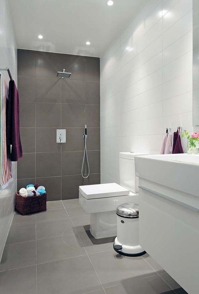 Graue Fliesen Bad Design #Badezimmer #Büromöbel #Couchtisch #Deko Ideen  #Gartenmöbel #