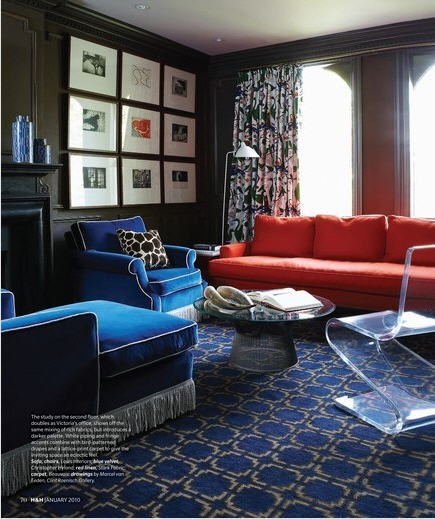 Fun And Bright Living Room Color Ideas Wrapping Comfort: 78 Best Images About Hague Blue On Pinterest