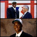 June 26, 1996: Kobe Bryant is selected by the Charlotte Hornets as the 13th pick in the first round of the NBA draft. #Laker4Life Bryant was the youngest player in NBA history at that time, at 18 years, 2 months, and 11 days. Finish Reading The Originally Post on Daily Black History Facts  The post ...June 26, 1996: Kobe Bryant is selected by the Charlotte Hornets as the 13th pick in the first round of the NBA draft. #Laker4Life Bryant was the youngest player in NBA history at that time, at…