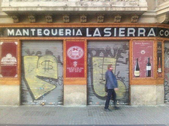 #Barcelona #Colmado
