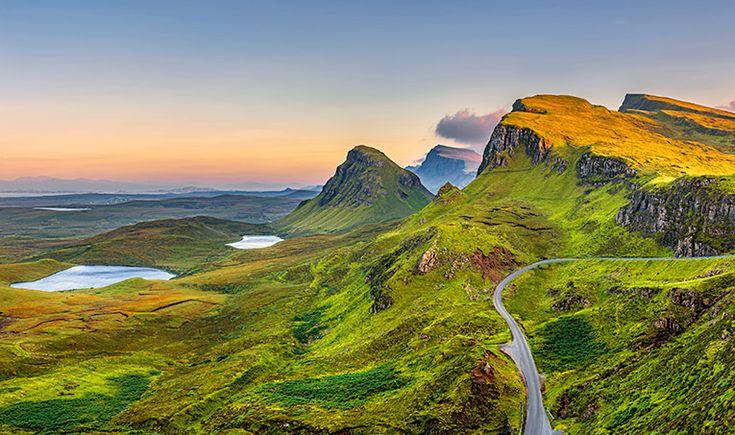 Skotska höglandet