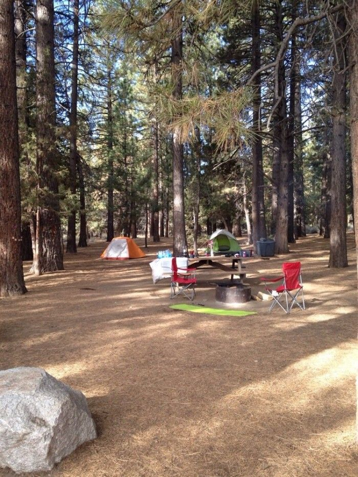 5. Serrano Campground in Big Bear