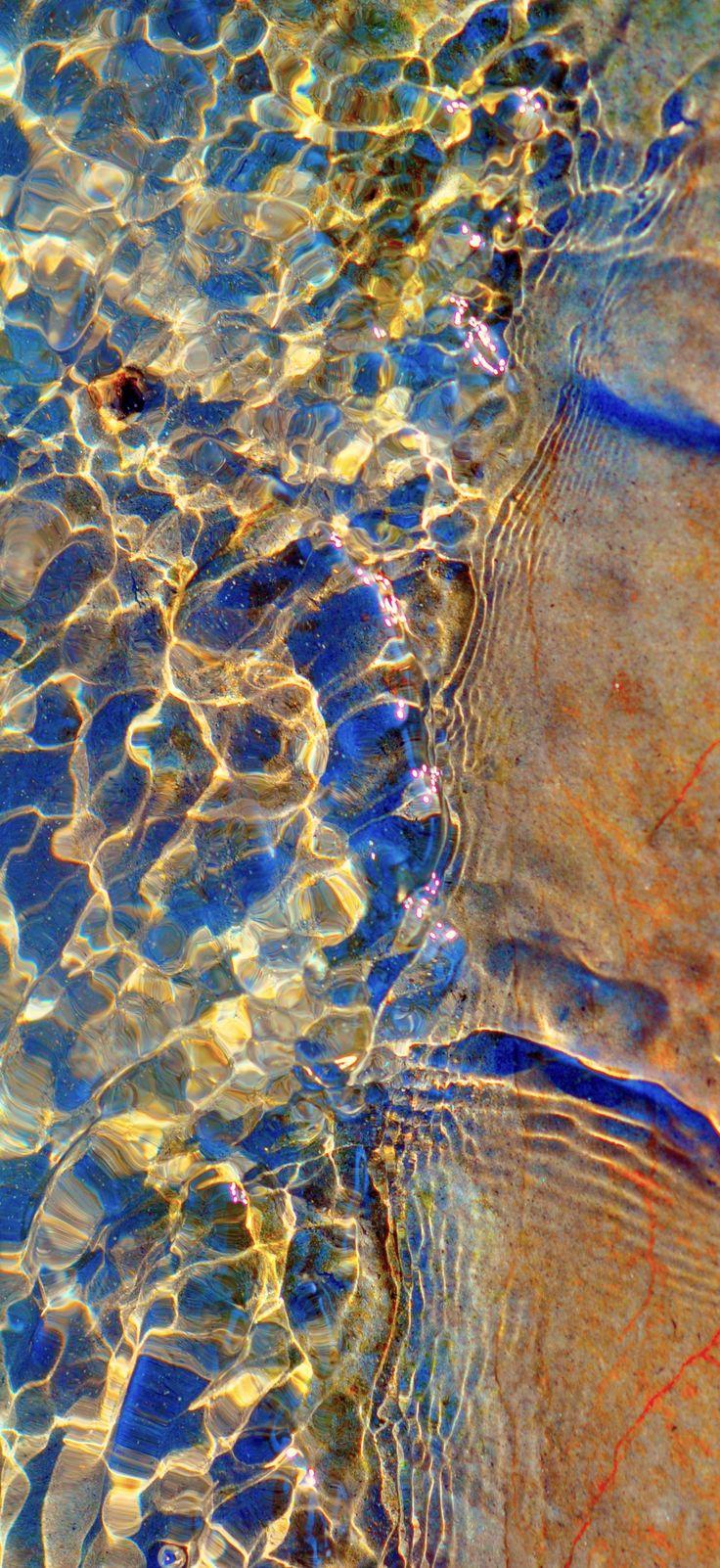 Más tamaños   Abstract Realism: Sunlit Stream on the Oregon Coast   Flickr: ¡Intercambio de fotos!