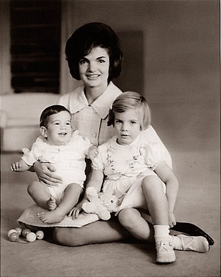 """""""If you bungle raising your children, I don't think whatever else you do matters very much.""""   — Jacqueline Kennedy Onassis"""