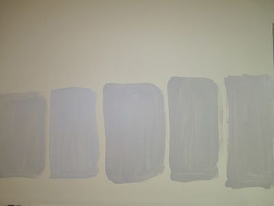 From Left Argos Lazy Gray March Wind Mindful Gray