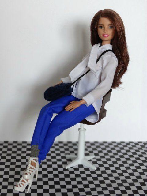 1228 best barbie m bel images on pinterest. Black Bedroom Furniture Sets. Home Design Ideas