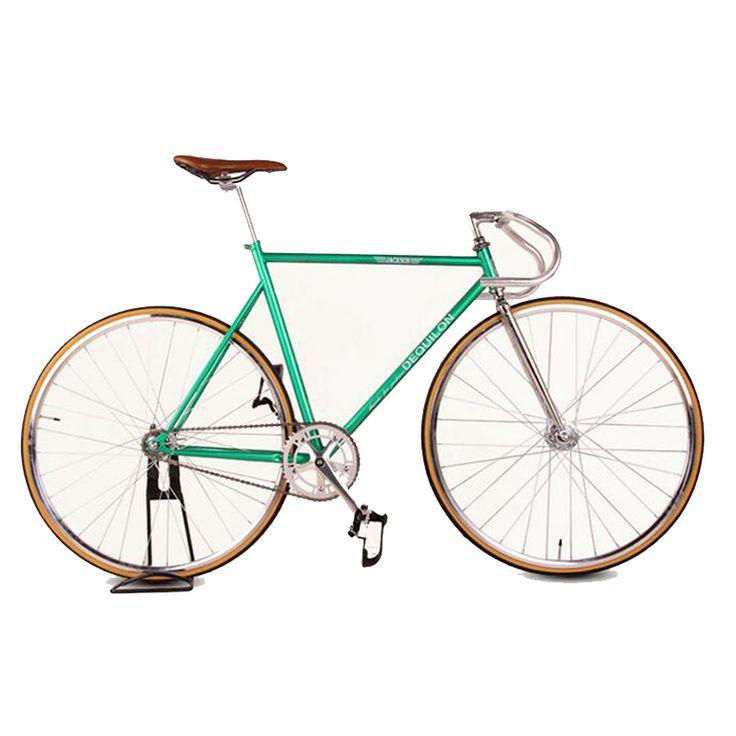 Fixie Bike Bicycle DIY chromium-molybdenum 53/56cm Frame Bicicleta Fixed Gear Bike Steel Bike Frame Fixie Bicycle Fixed Gear