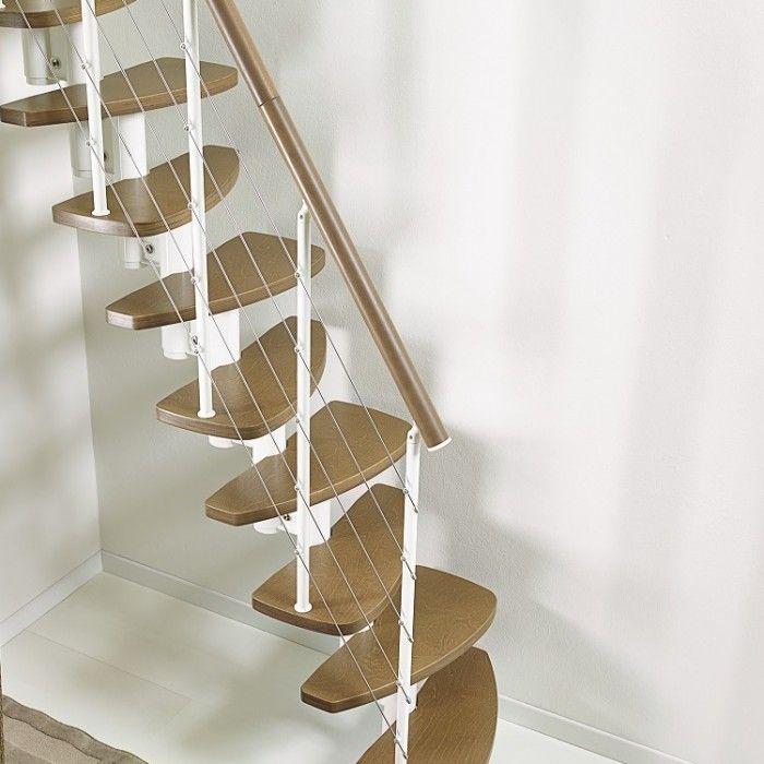 Escalier En Kit A Pas Japonais Zen Basic Special Petits Espaces