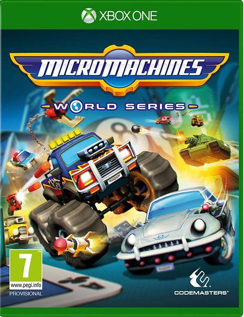 Pre-order Micro Machines World Series Xbox One - 21/04/2017