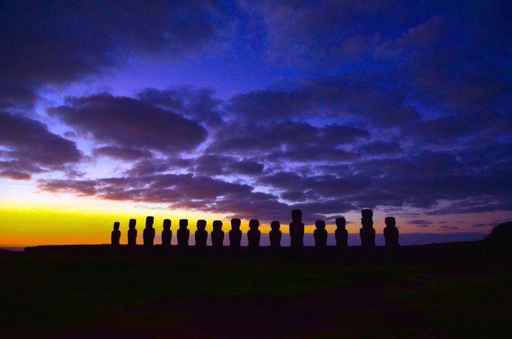 Pääsiäissaari, Easter Island - All pages by Annu | Lily.fi