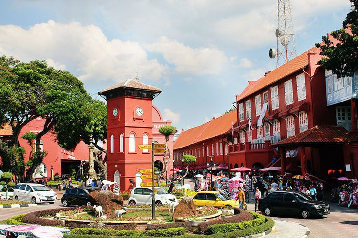 Duch, Red Square, MALACCA, MALAYSIA