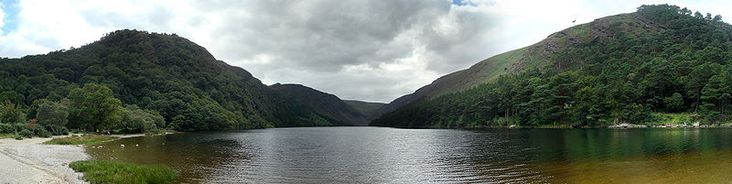 I have a dream of having a romantic picnic with my husband at Glendalough.