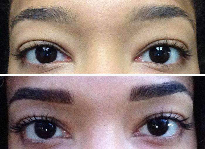 Hello les chiquitas ! Il y a du nouveau sur mes sourcils ;) Rappelez-vous, j'avais déjà testé la pigmentation semi-permanente en juillet dernier: j'en avais été plus que ravie puisque l…