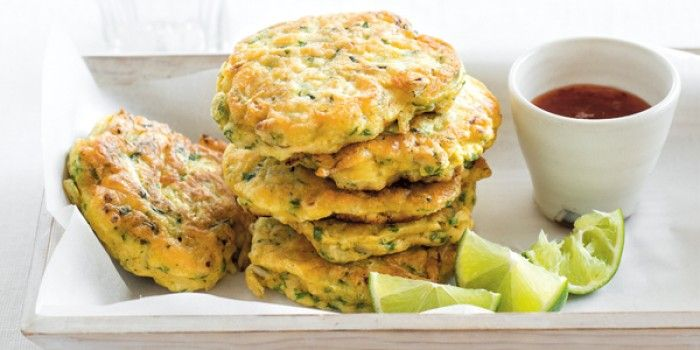 Scallop Fritters   In Season: Spring   MiNDFOOD