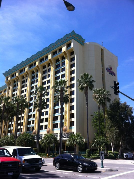 Disney's Paradise Pier Hotel in Anaheim, CA