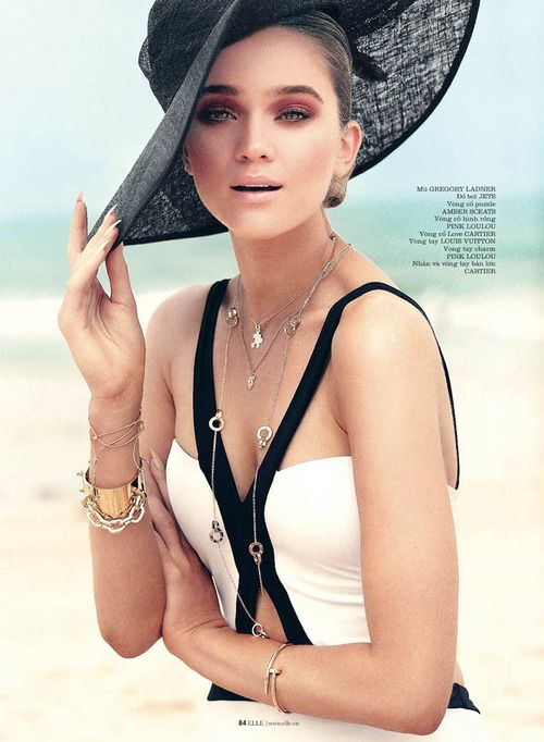 collections-from-vogue - via: myfantasycorner. - Imgend