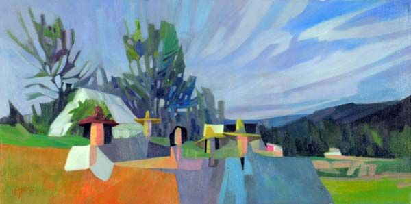 Des visiteurs à la ferme (1980) - Claude LeSauteur