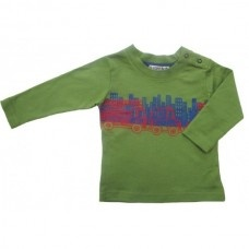 Boys T-Shirt Fire Engine T-shirt for 12-18 Months. On Sale at £14.00