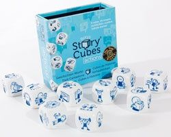 rory story cubes® actions    Fun therapy tool