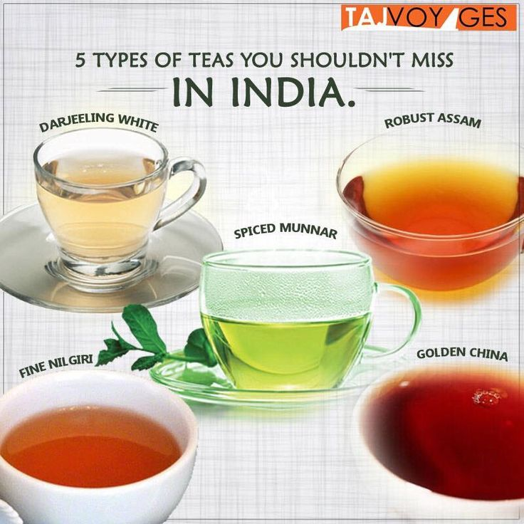 India is a wonderland of teas. Masala chai is always there and known but here are five other types of teas you shouldn't miss in India. #TajVoyages #IncredibleIndia #tea #teaholic