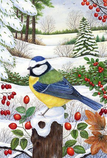 http://www.porterfieldsfineart.com/AnneMortimer/christmasvisitorsIII.htm
