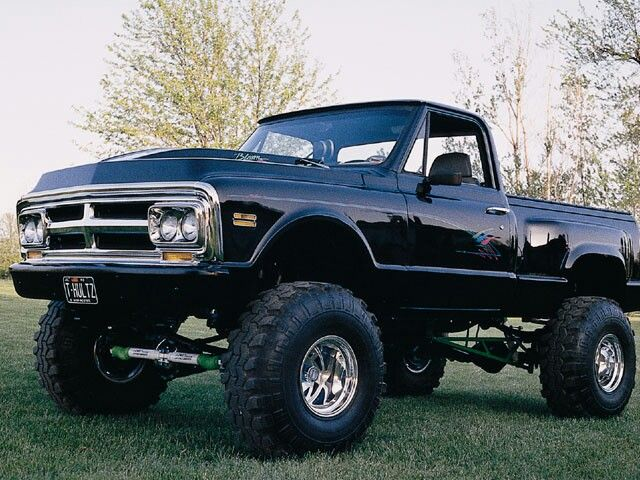 17 Best images about 4x4 on Pinterest | Runners, Chevy and ...