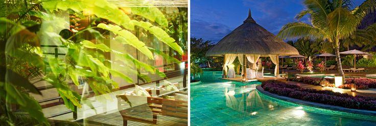 Hotel In Mauritius LUX Le Morne Pool