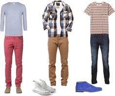 combinacion de ropa hombre - Buscar con Google