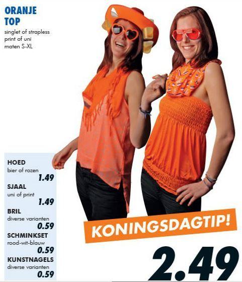 Nog opzoek naar een #oranje outfit of een oranje #bierhoed? Bekijk dan de folder van Action op www.reclamefolder.nl of download onze app.