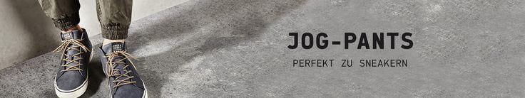 Jog Pants | Shoppe stylishe und bequeme Jogginghosen für Männer von JEANS INTELLIGENCE by JACK & JONES